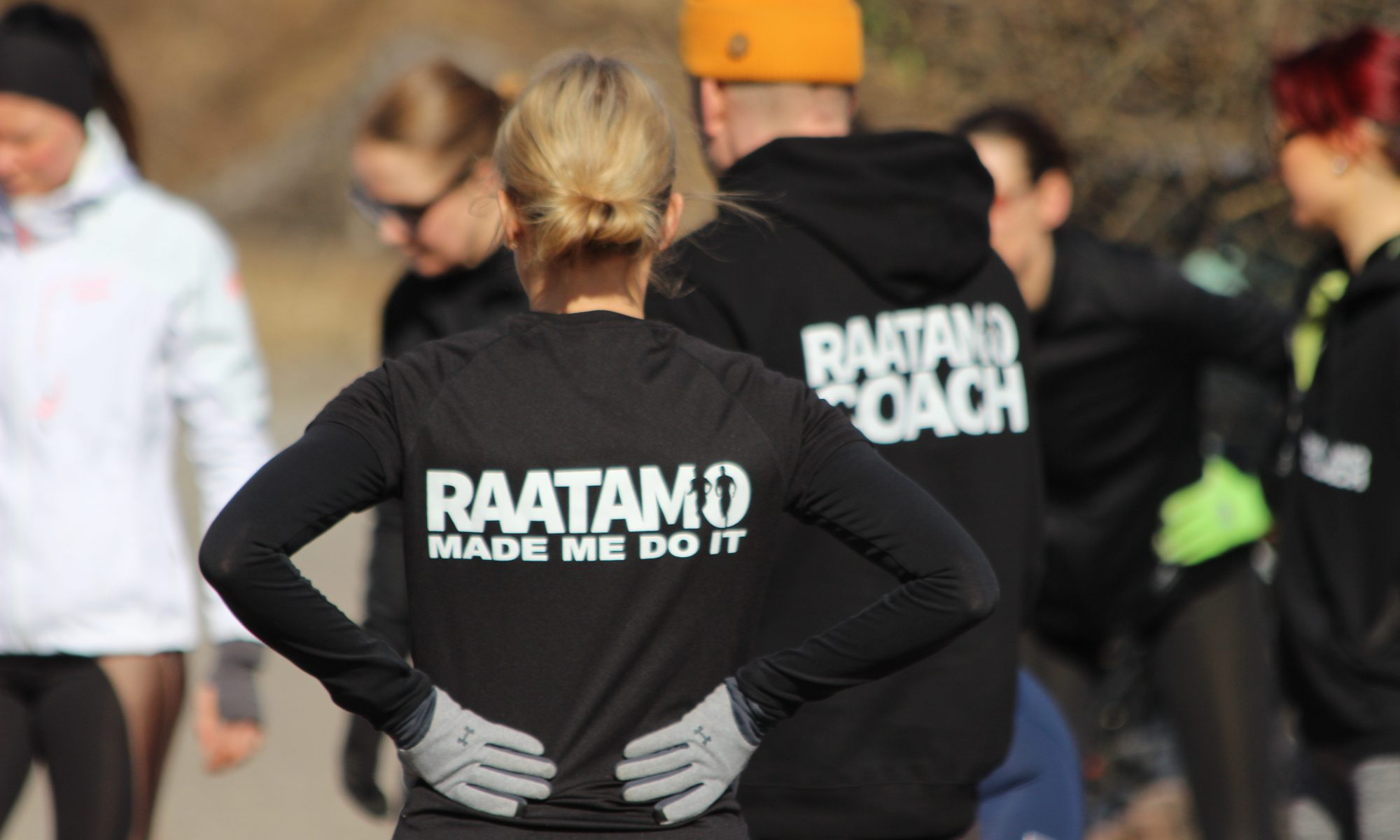 Raatamo training